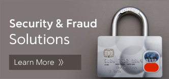 Security & Fraud Solutions